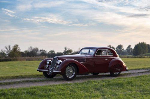 1939 Alfa Romeo 8C 2900 B Touring Berlinetta_Hyperluxe - Le blog sur l'actualité du luxe