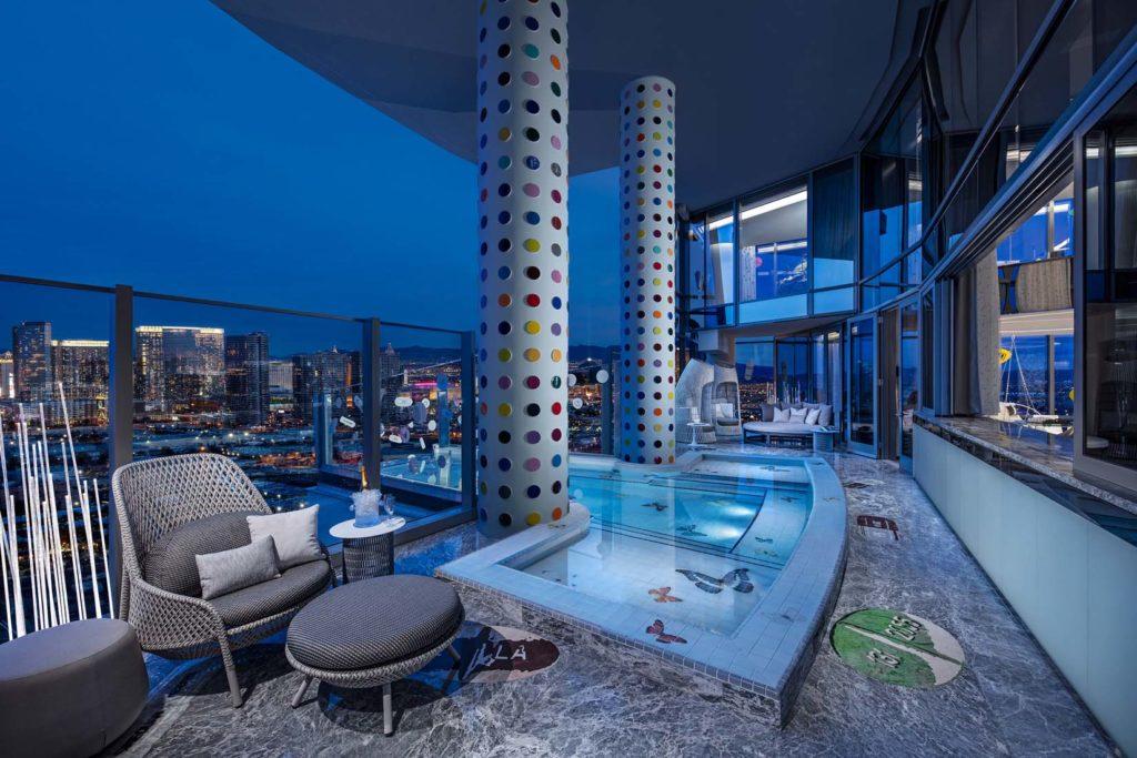 Palms Casino Resort hyperluxe