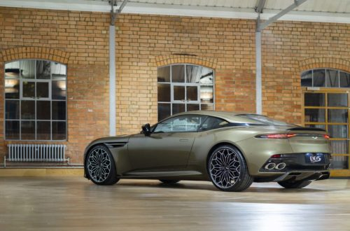 Aston Martin DBS Superleggera OHMSS Hyperluxe