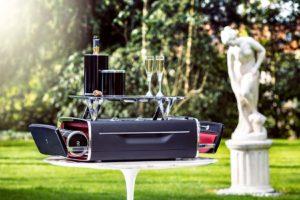 Rolls-Royce : Un coffre à champagne