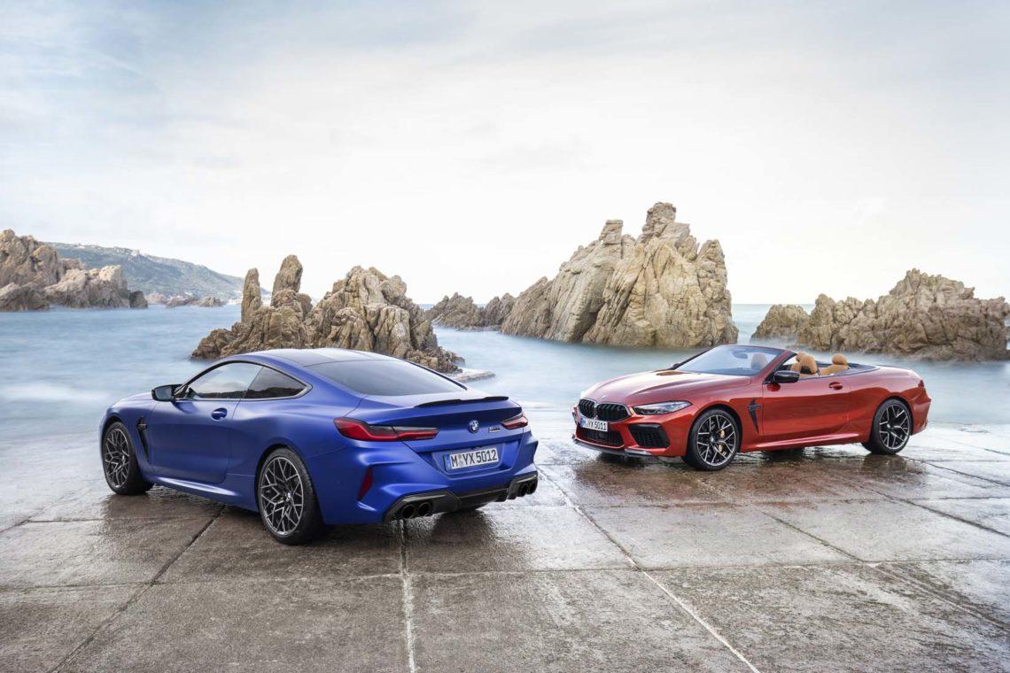 BMW M8 Competition et Coupé hyperluxe1