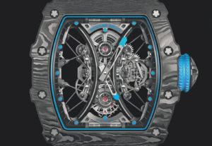 Richard Mille RM 53-01 TOURBILLON PABLO MAC DONOUGH