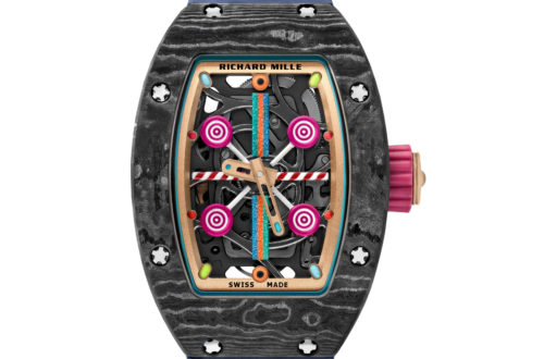 Richard Mille RM 07-03 Automatique Myrtille