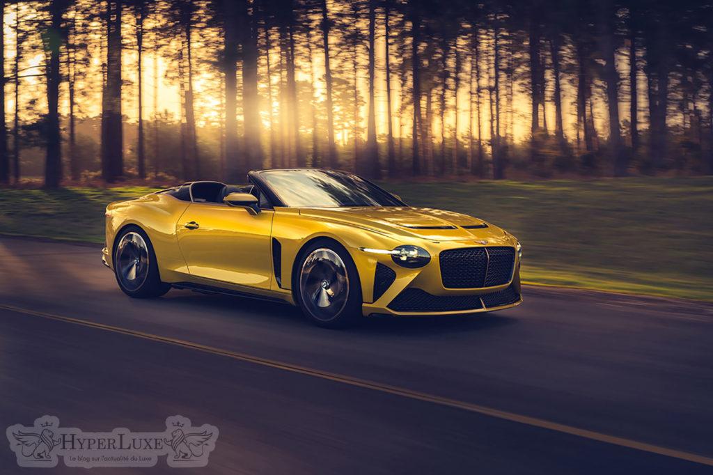 Bentley, voiture de luxe, hyper luxe