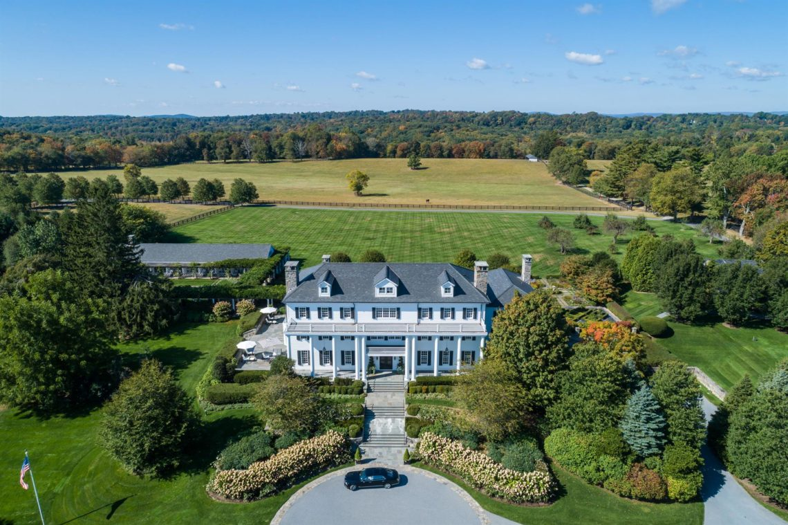 Stonewall Farm - 740 Acre Thoroughbred Equestrian Estate - hyper luxe