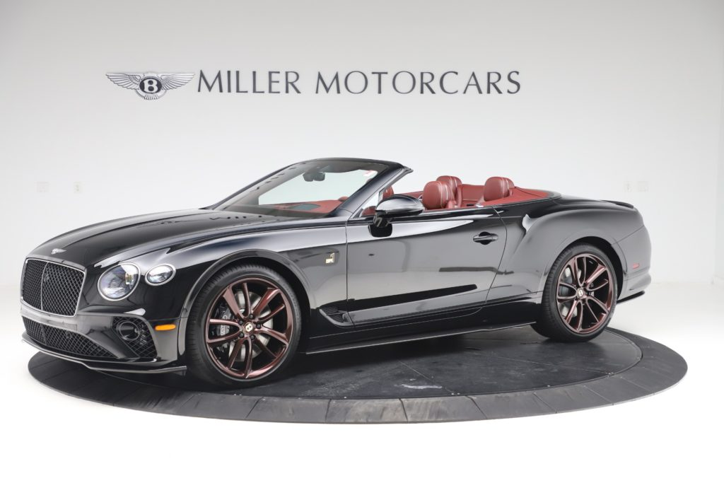 Bentley Continental GTC « Number 1 by Mulliner » : L'hyperluxe à ciel ouvert