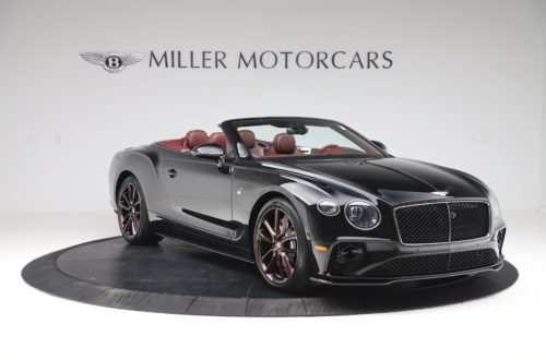 Bentley Continental GTC «Number 1 by Mulliner»