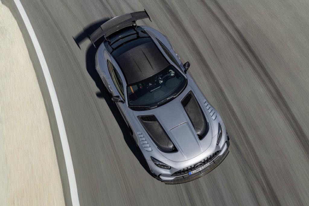 Mercedes AMG GT black series