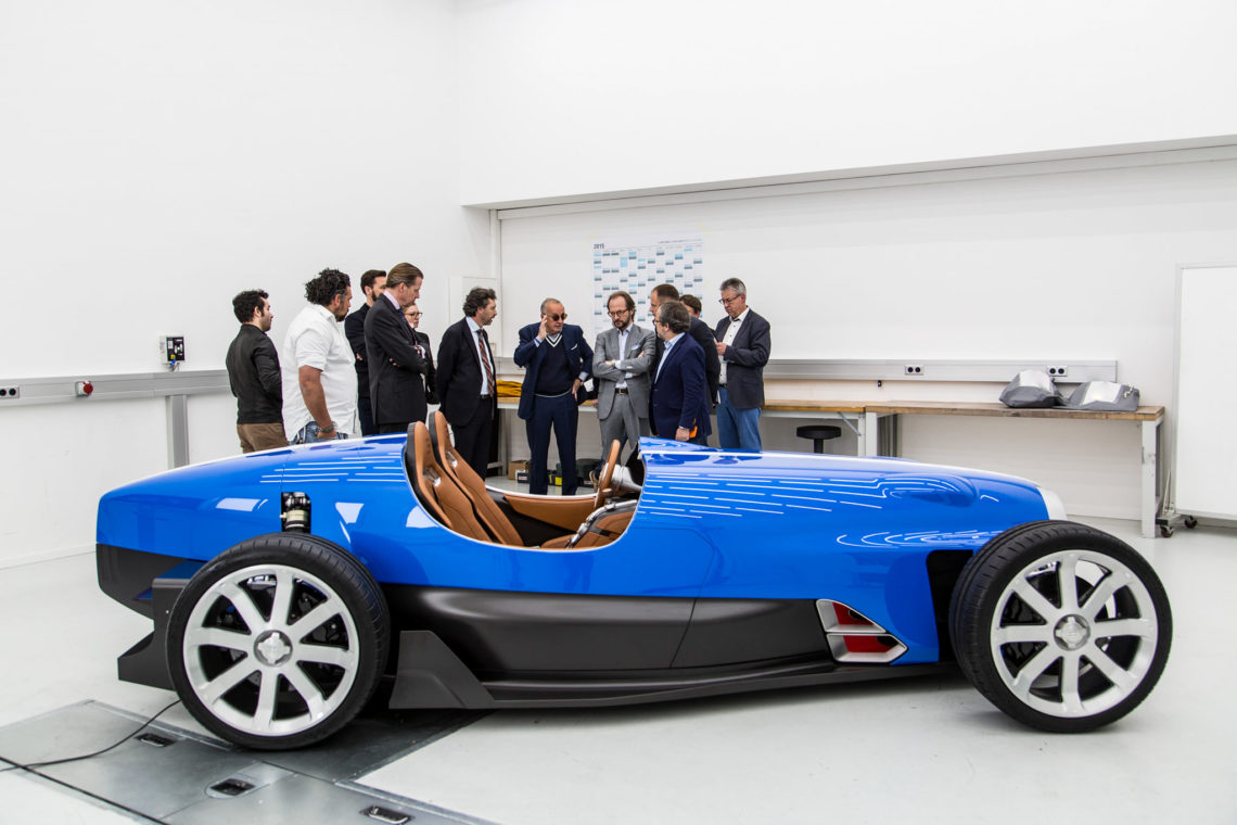 Bugatti Type 35 D